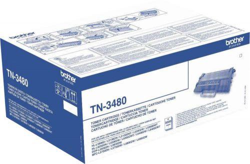 OEM Brother TN-3430 Black 3000 Pages Original Toner