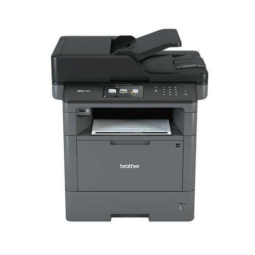 Brother MFC--L5750DW  Mono Laser Fax MFP