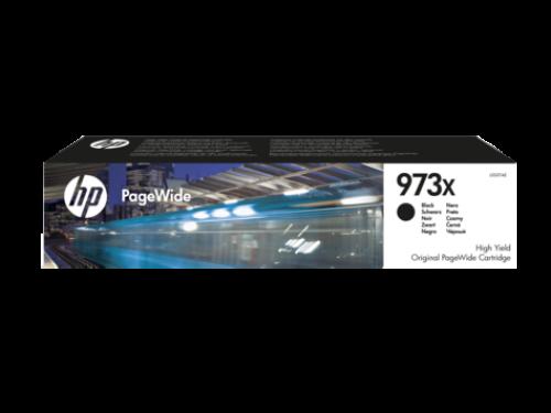 HP L0S07AE 973X Black Ink 183ml