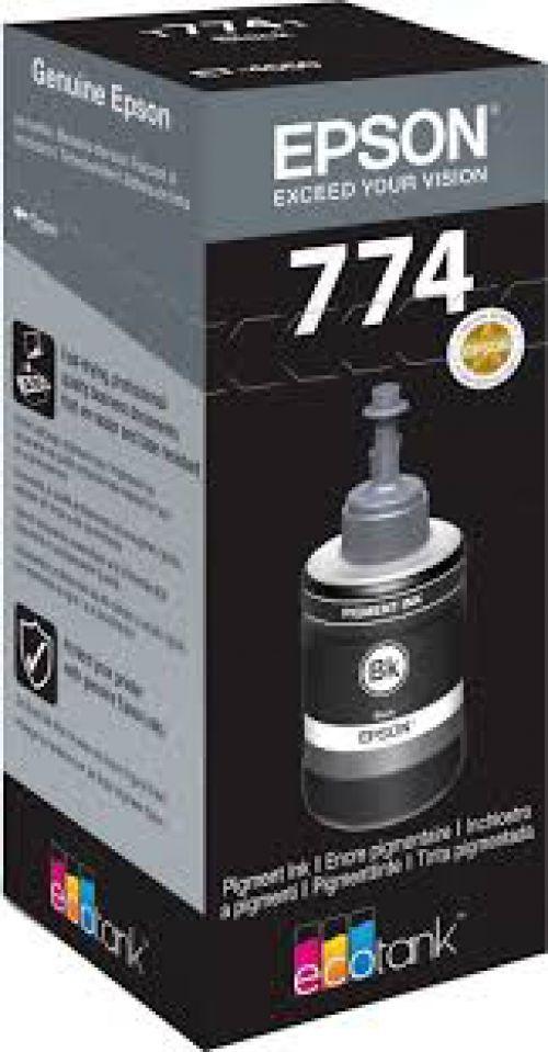 Epson T7741 Black Ink Cartridge 140ml - C13T774140