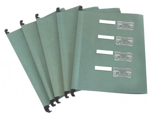Value Foolscap Suspension Files PK50