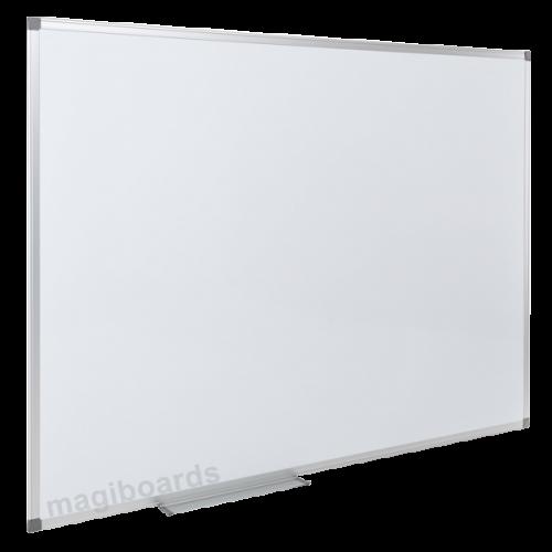 Magiboards Slim Magnetic Whiteboard Aluminium Frame 900x600mm