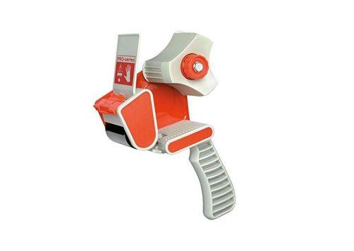 Pacplus Standard Handheld Tape Dispenser for 50mm Tapes Red
