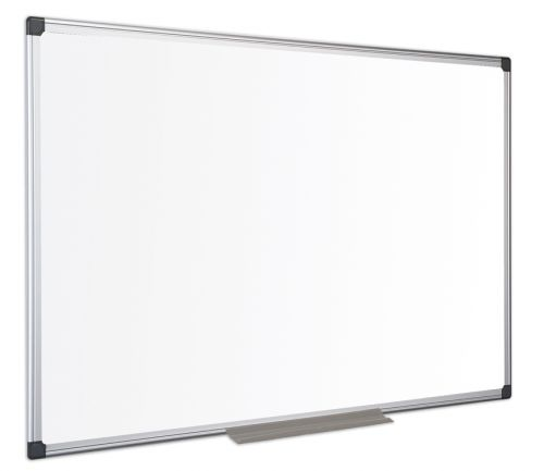 Bi-Office Maya mgnetic Dry Wipe Alu Frame WTbrd 150x120cm