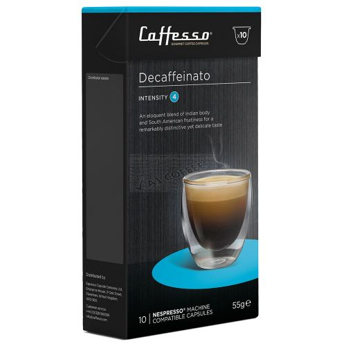 Decaffeinato Nespresso compatible coffee pods