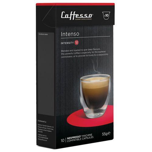 Intenso Nespresso compatible coffee pods