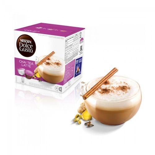 Nescafe Dolce Gusto Chai Tea 16 capsules (Pack 3)