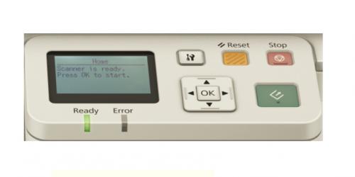 Epson Workforce DS5500N Scanner