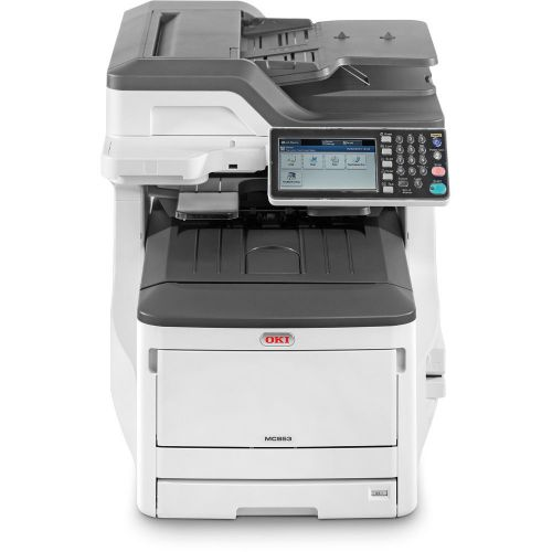 OKI Mc853DN MFP 4 In 1 A3 Colour Network Printer