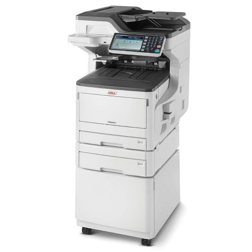 OKI Mc853DNCT MFP 4 In 1 A3 Colour Printer