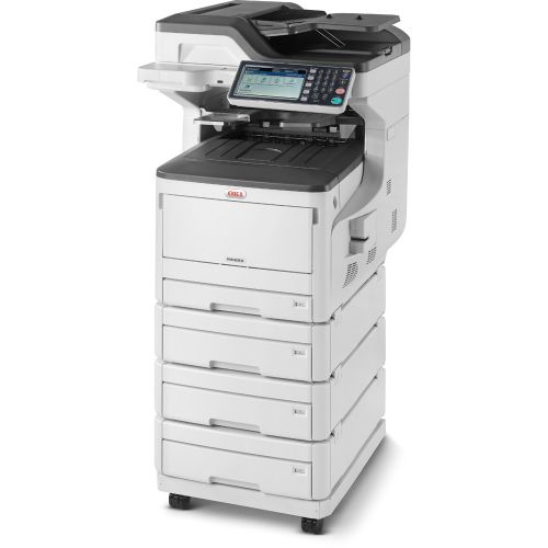 OKI Mc853DNv MFP 4 In 1 A3 Colour Printer