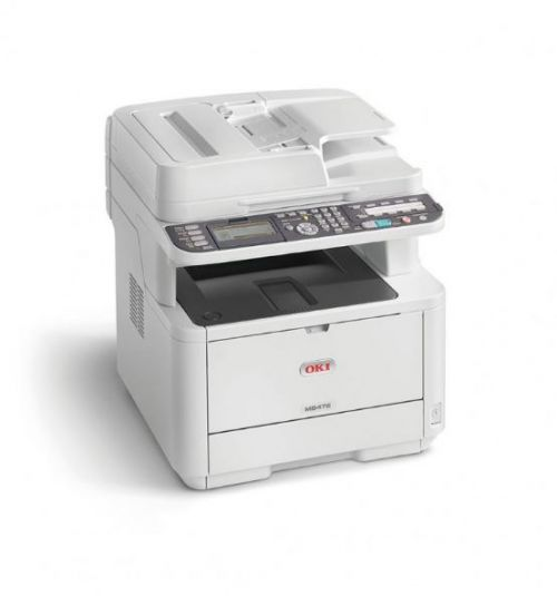 OKI Mb472DNW A4 Mono Wireless MFP