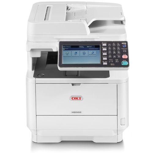 Oki MB562DNW A4 Mono Laser MFP