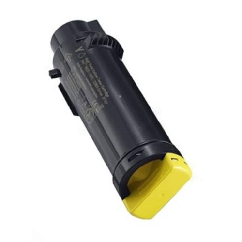 Dell 593-BBSE Yellow High Capacity Toner Cartridge 2.5k pages for S2825/H825/H625 - 3P7C4