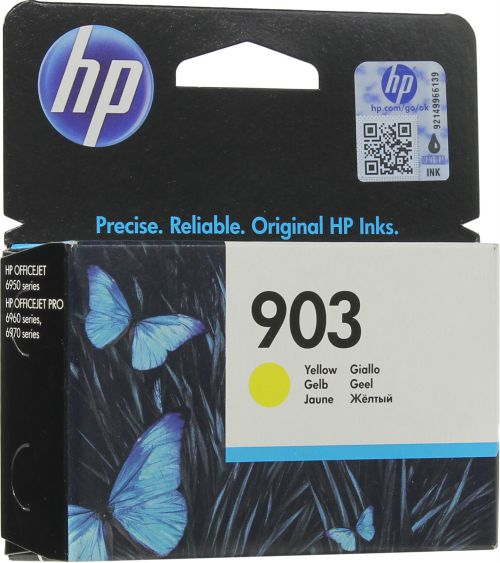 HP T6L95AE 903 Yellow Ink 4ml