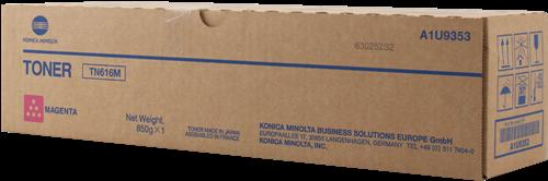 Konica Minolta TN616M Magenta Toner 41.8K pages A1U9353