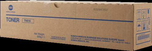 Konica Minolta TN616Y Yellow Toner Cartridge 41.8k pages - A1U9253