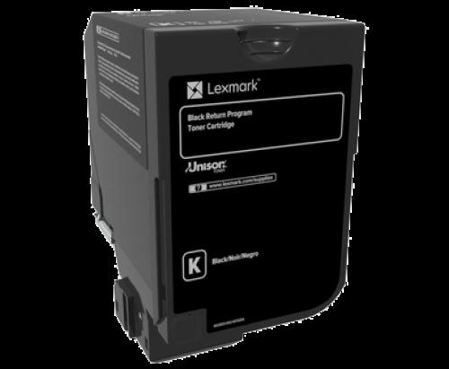 Lexmark 74C20K0 Black Toner 3K