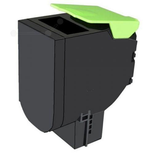 OEM Lexmark 80C2XKE Black 8000 Pages Original Toner