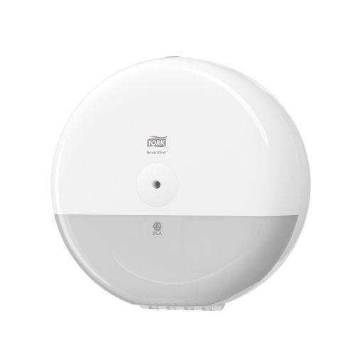 Tork SmartOne T8 Toilet Roll Dispenser White 680000