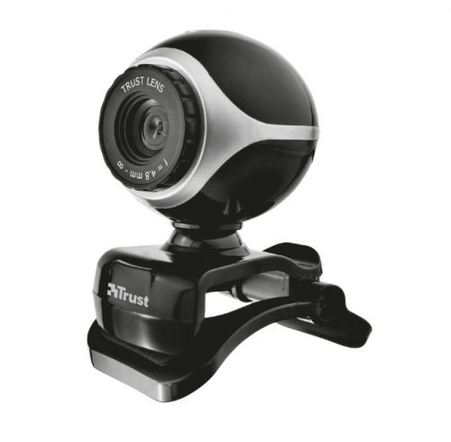 Trust Exis USB 2.0 Webcam  0.3MP