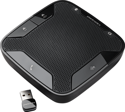 Plantronics Calisto P620M Bluetooth Speakerphone