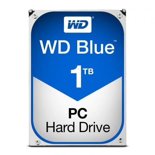WD 1TB Blue 64mb 3.5 Inch Desktop Sata Drive