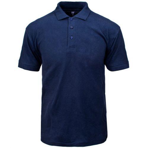 Click Leisurewear Click Pk Shirt Navy Xxxl  Clpksn xxxl