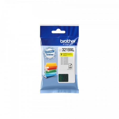 Brother LC3219XLY Yellow Ink 16.5ml
