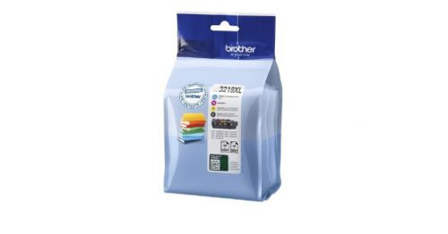 Brother LC3219XLVAL Black Colour Ink 60ml 3x16.5ml Multipack