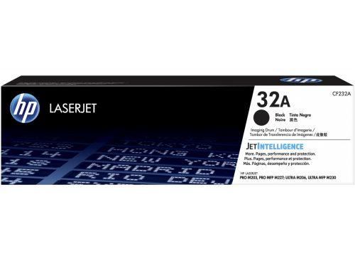 HP 32A Black Standard Capacity Drum 23K pages for HP LaserJet Pro M203/M206/MFP M227/MFP M230 - CF232A