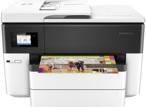 HP OfficeJet Pro 7740 A3 Colour Inkjet All-in-One Printer G5J38A