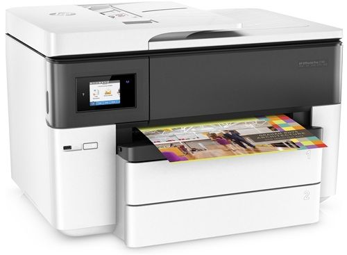 HP OfficeJet Pro 7740 WiFi Multifunction Inkjet A3 Printer Ref G5J38A
