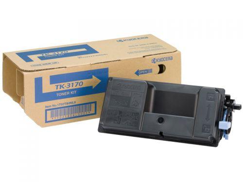 Kyocera 1T02T80NL0 TK3170 Black Toner 15.5K