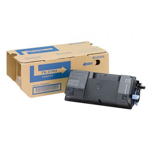 Kyocera 1T02T60NL0 TK3190 Black Toner 25K