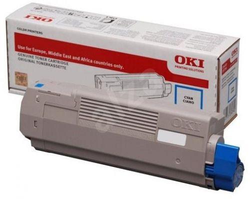 OKI 46443103 Cyan Toner 10K