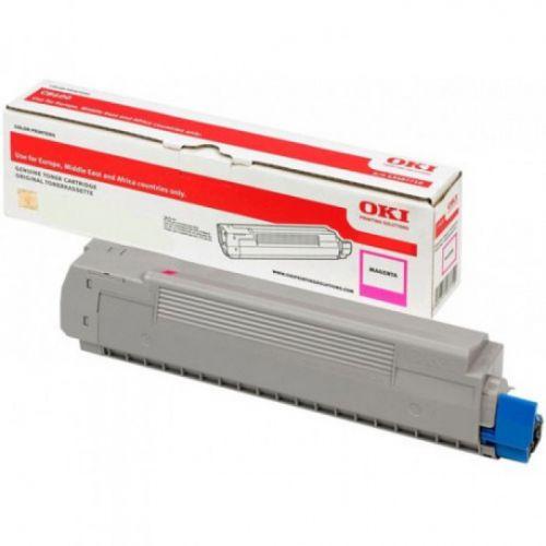 OKI 46507506 Magenta Toner 6K