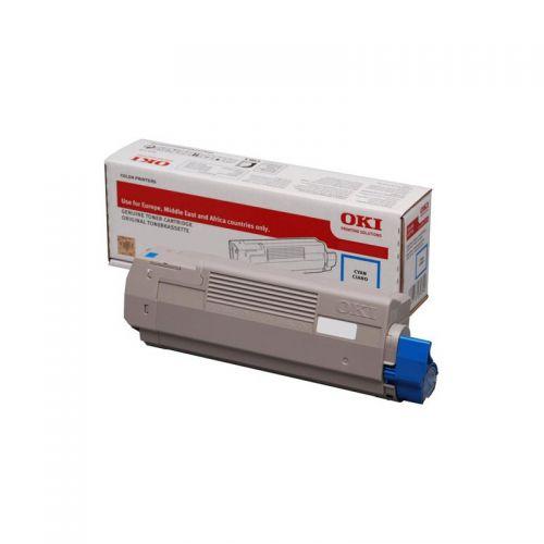OKI 46507615 Cyan Toner 11.5K