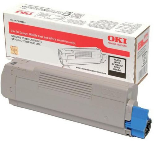 OKI 46507616 Black Toner 11K