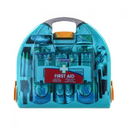 Astroplast Adulto HSE 20 person First Aid Kit Ocean Green