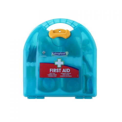 Astroplast Mezzo HSE 20 person First Aid Kit Ocean Green