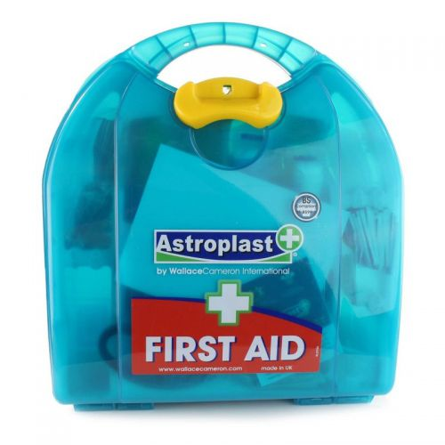 Astroplast Mezzo BS8599-1 20 Person First Aid Kit Ocean Green