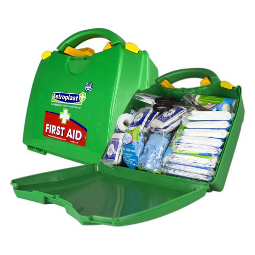 Astroplast BS8599-1 50 Person First Aid Kit Green