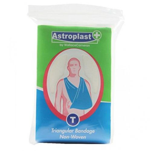 Astroplast Triangular Bandage White (Pack 4)