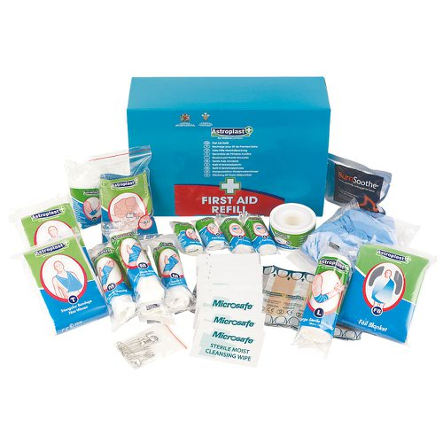 Astroplast 10 Person First Aid Kit Refill