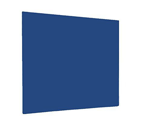 Magiboards Unframed Felt Noticeboard Blue 1800x1200mm