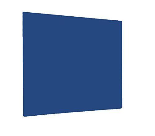 Magiboards Unframed Felt Noticeboard Blue 2400x1200mm