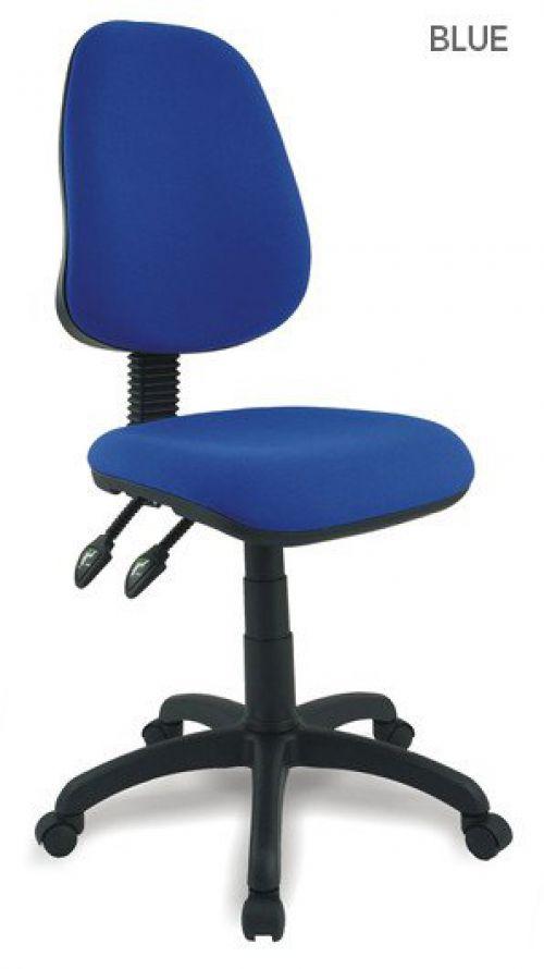 Java 200 High Back Operator Chair Blue