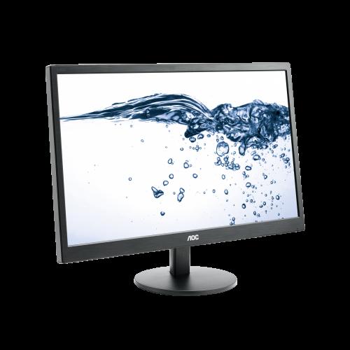 AOC E2470SWDA 23.6 Inch LED Monitor