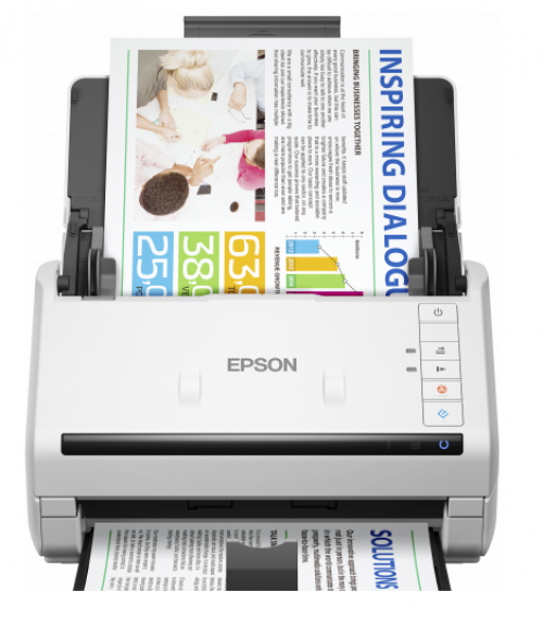 Epson WorkForce DS530 Sheetfed Scanner
